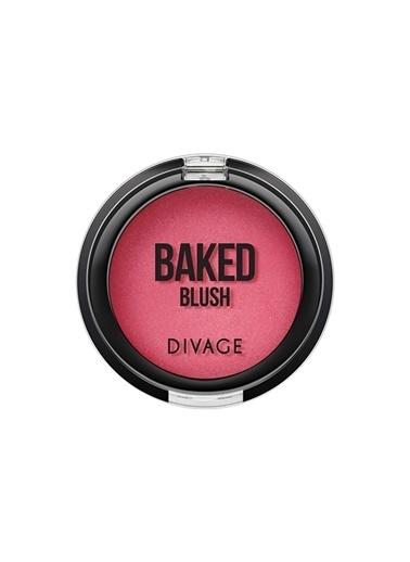 Divage Divage Baked Blush - Fırınlanmış Allık 02 Pembe Pembe